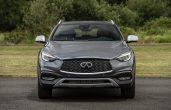 2019 Infiniti QX30 SUV Review About Redesign Formt angle with Hadlight Changes