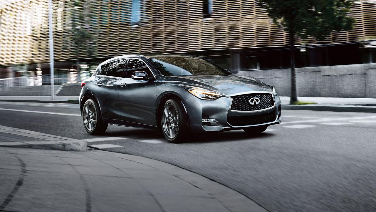 2019 Infiniti QX30 Sport Price and Lease