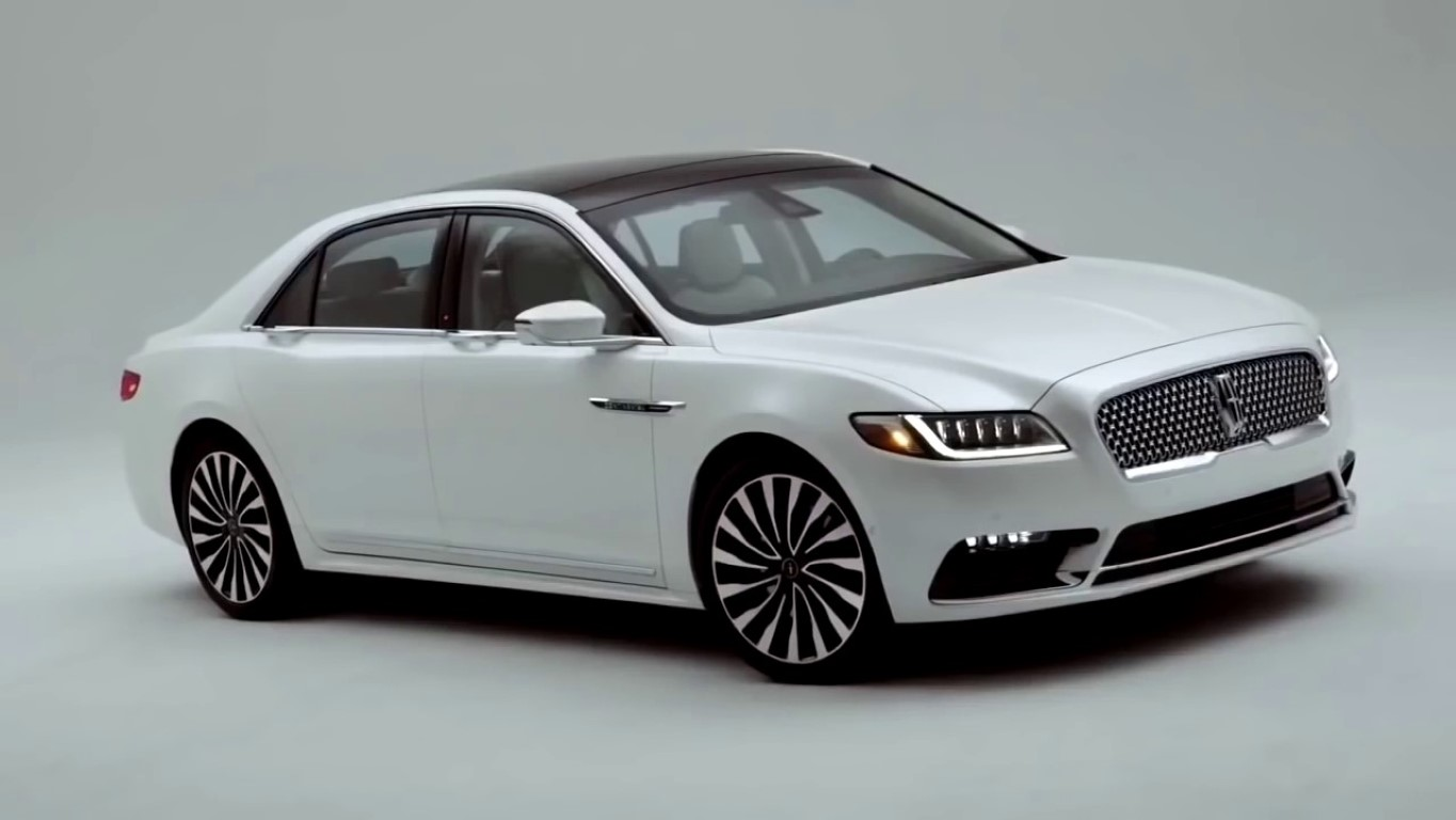 2019 Lincoln Continental MSRP and Release Date