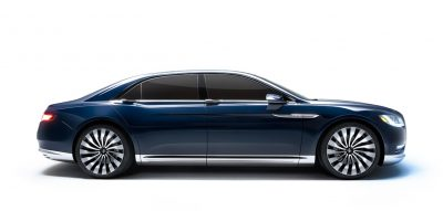 2019 Lincoln Continental Price, Review, Hybrid, Horsepower