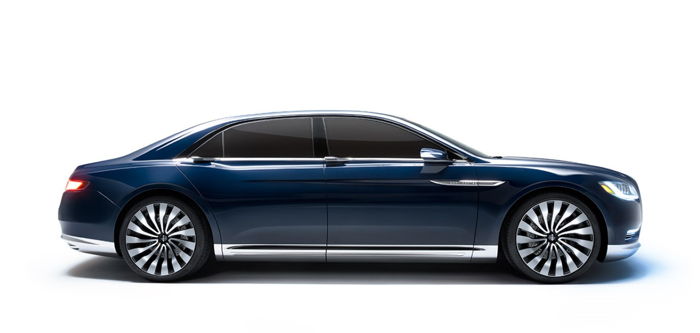 2019 Lincoln Continental Sedan Review