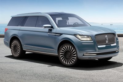 2019 Lincoln Navigator Concept, Changes, Interior and Exterior Pictures