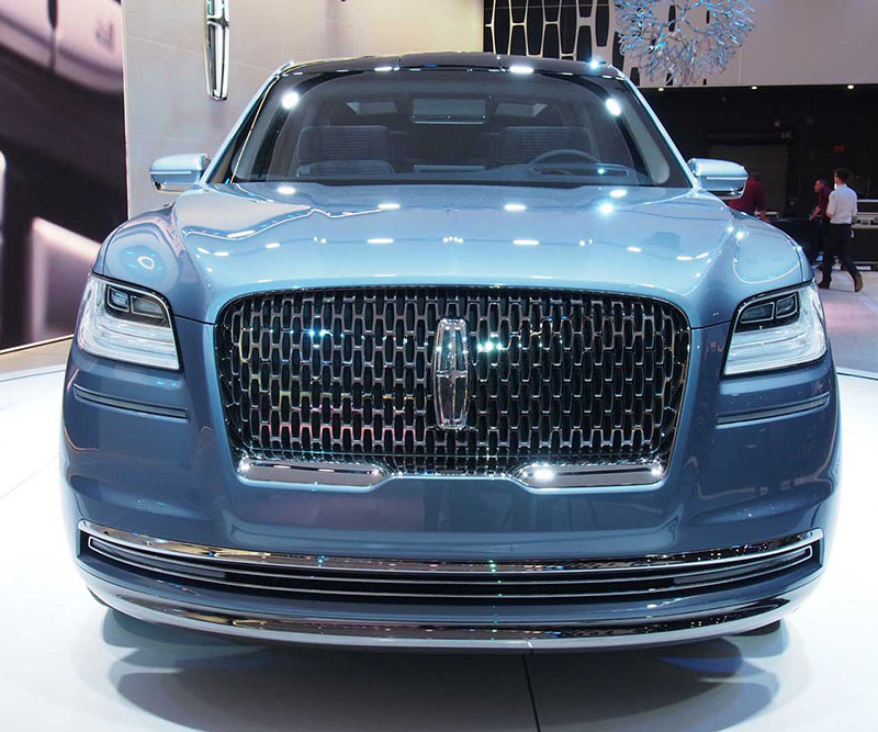 2019 Lincoln Navigator Redesign