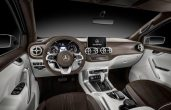 2019 Mercedes Benz Pickup Truck Interior Concept Pictures