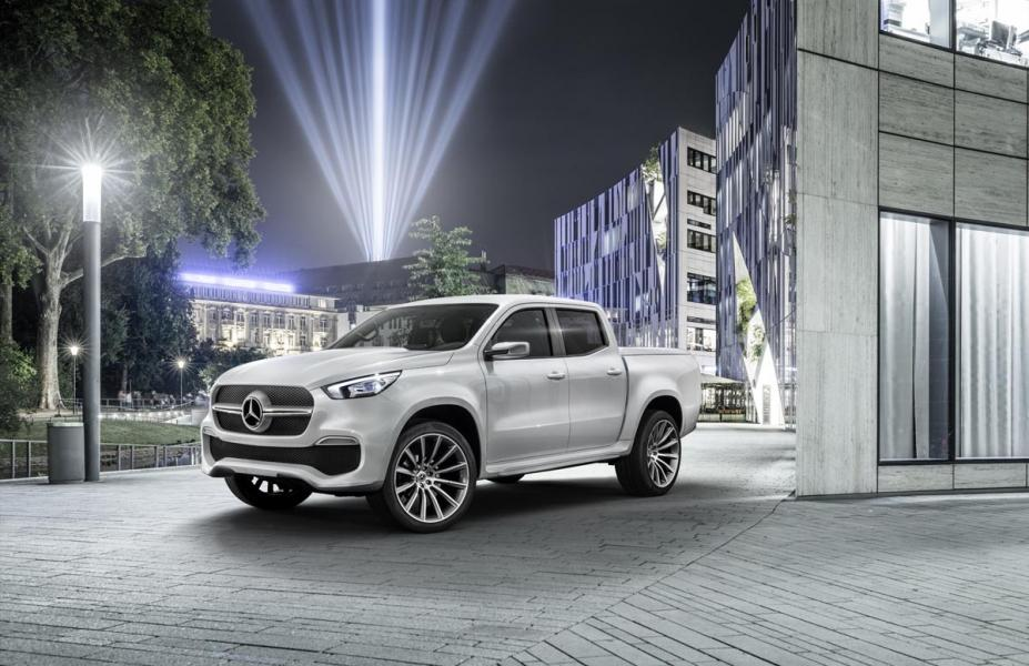2019 Mercedes Benz Pickup Truck Release Date and Premiere Gala