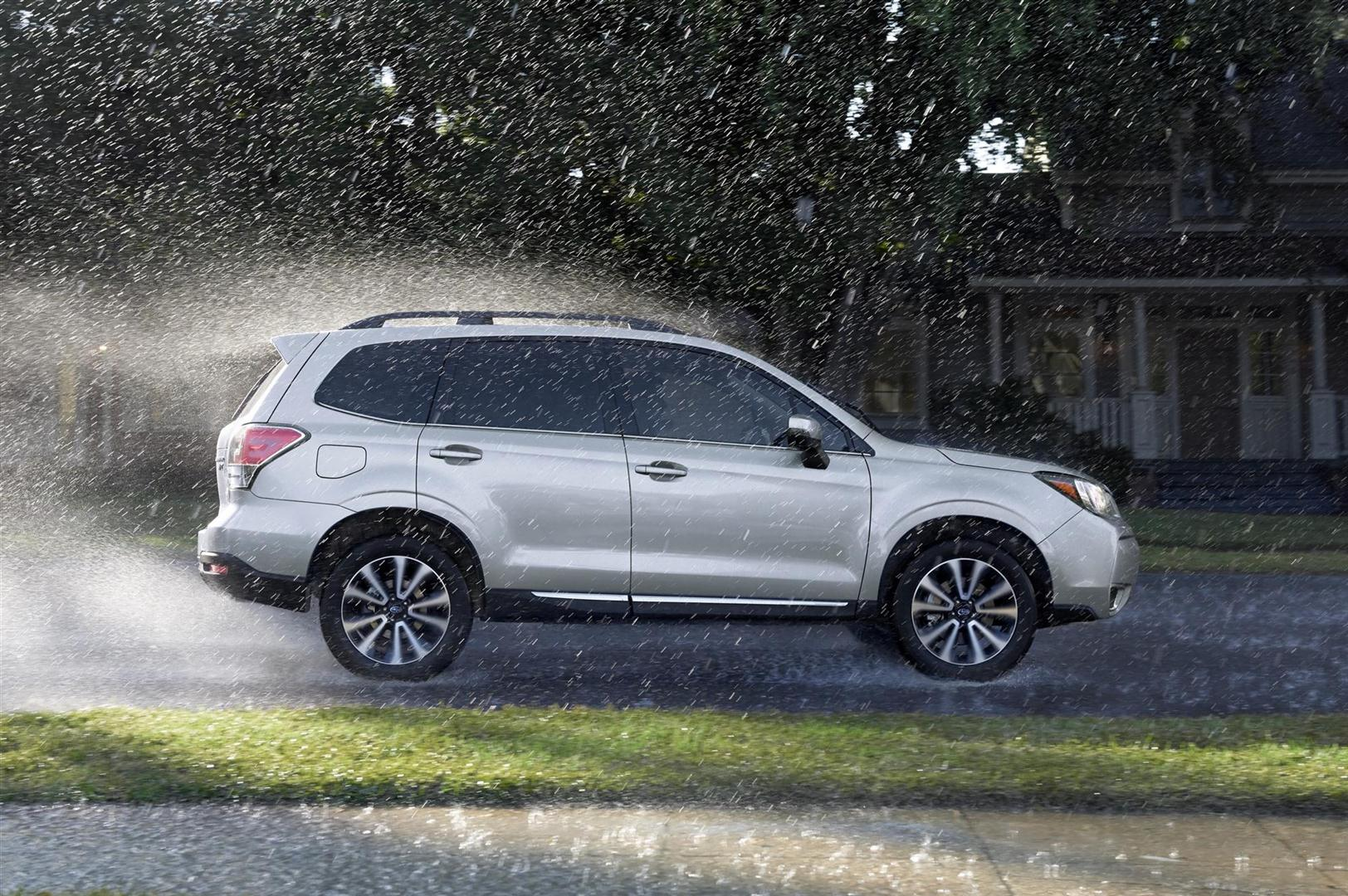 2019 Subaru Forester Redesign and Changes