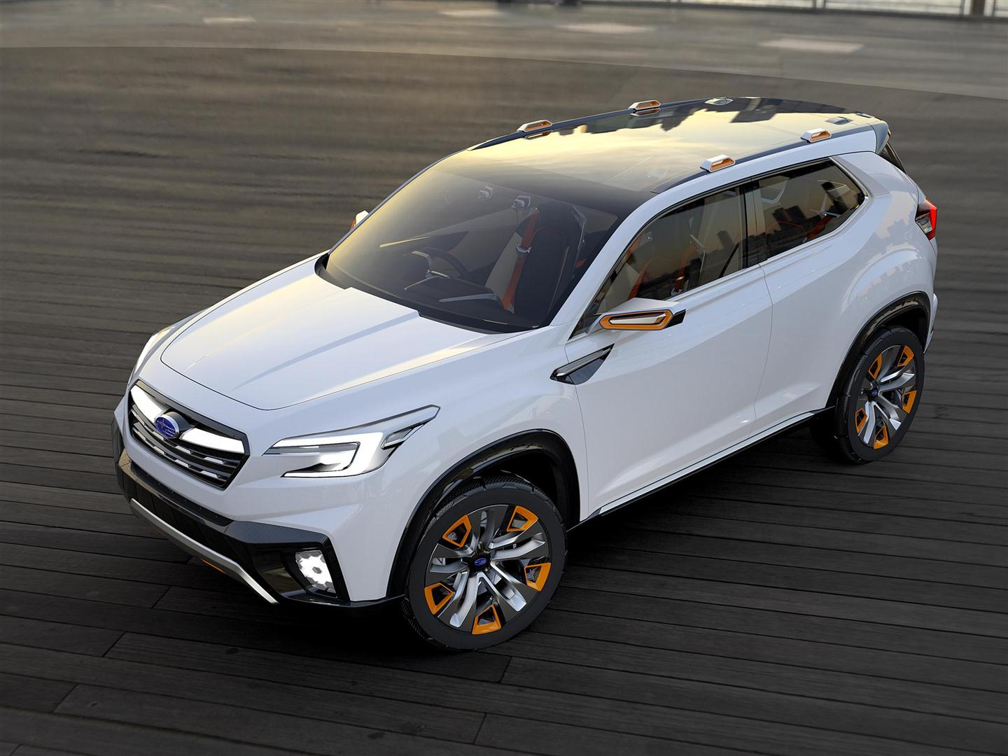 2019 Subaru Forester Redesign and Updates