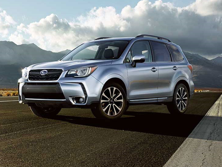 2019 Subaru Forester facelift Pictures