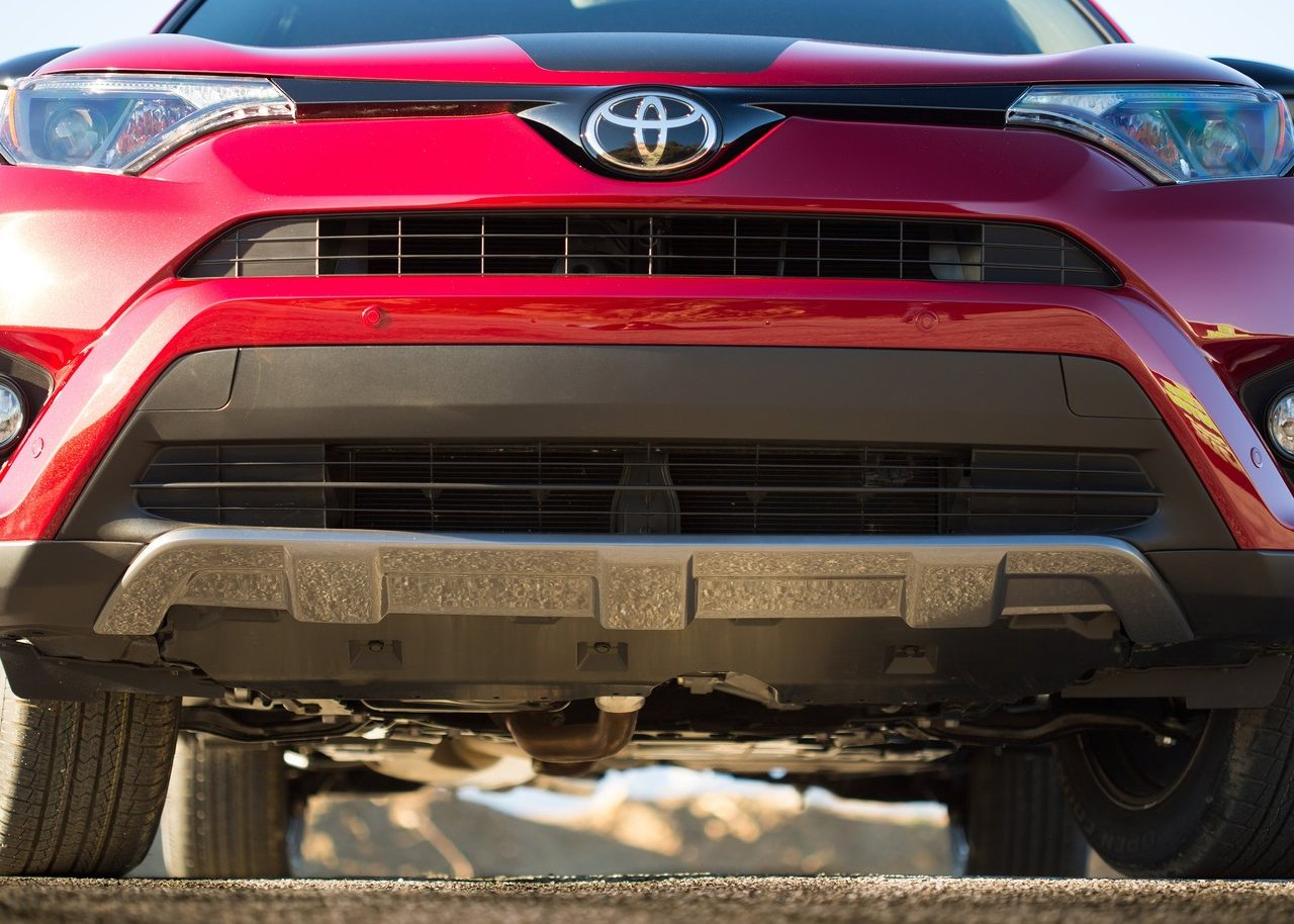 2019 Toyota Rav4 All Wheel Drive
