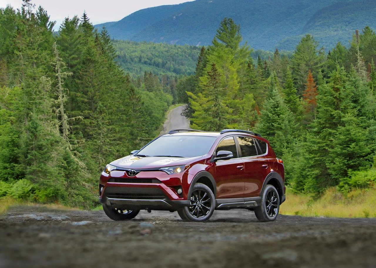 2019 Toyota Rav4 Towing Capacity