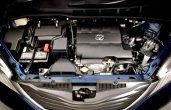 2019 Toyota Sienna Hybrid Engine With High Performance and Low Consumption