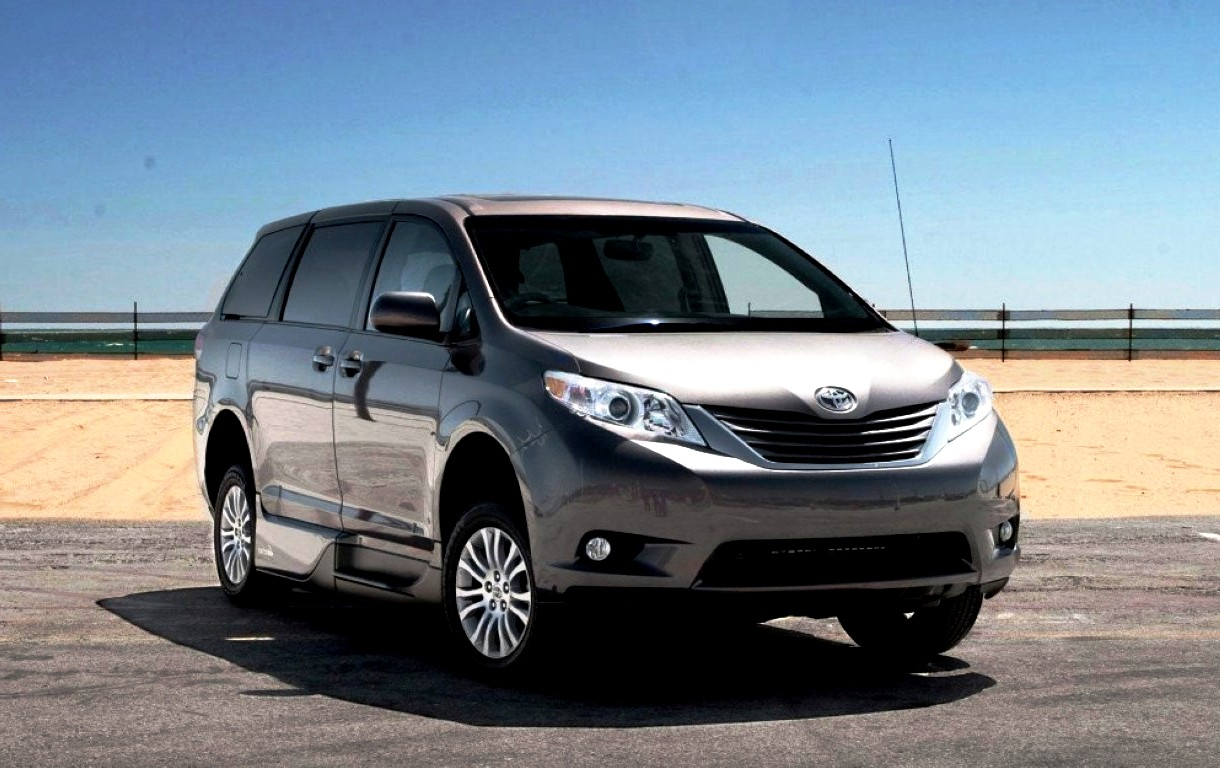 2019 Toyota Sienna Hybrid Used Configurations