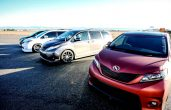 2019 Toyota Sienna Model Lineup For The New Season Ready On Market