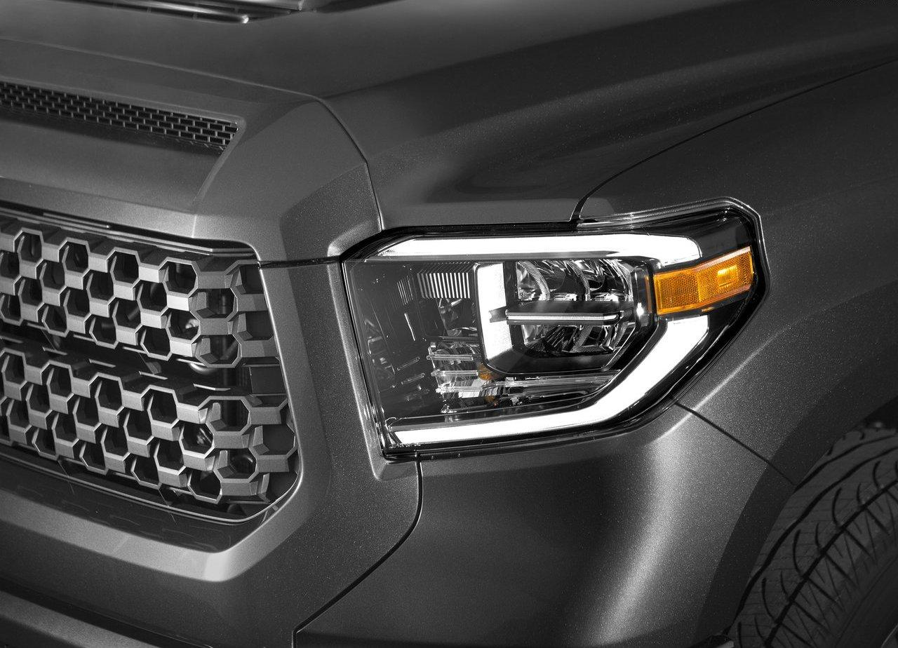 2019 Toyota Tundra Changes Headlamps Redesign