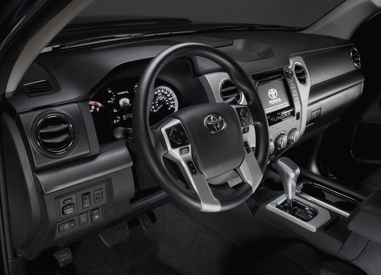 2019 Toyota Tundra Concept Interior Changes and Restyling
