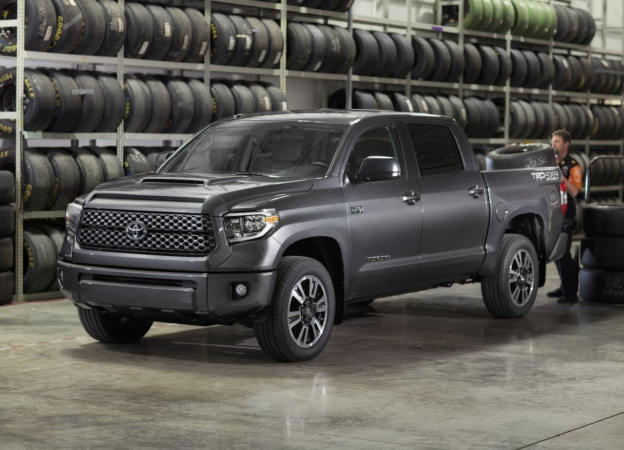 2019 Toyota Tundra Redesign Exterior and Interior