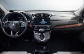 2019 honda crv Interior Changes