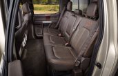 Ford crew cab 2018 Truck Leather Seating