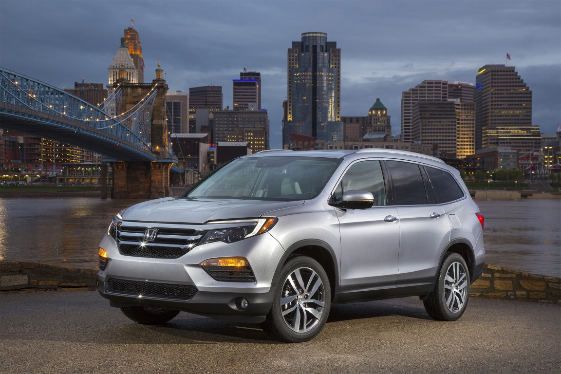 Honda Pilot EXL 2018 Price and Lease