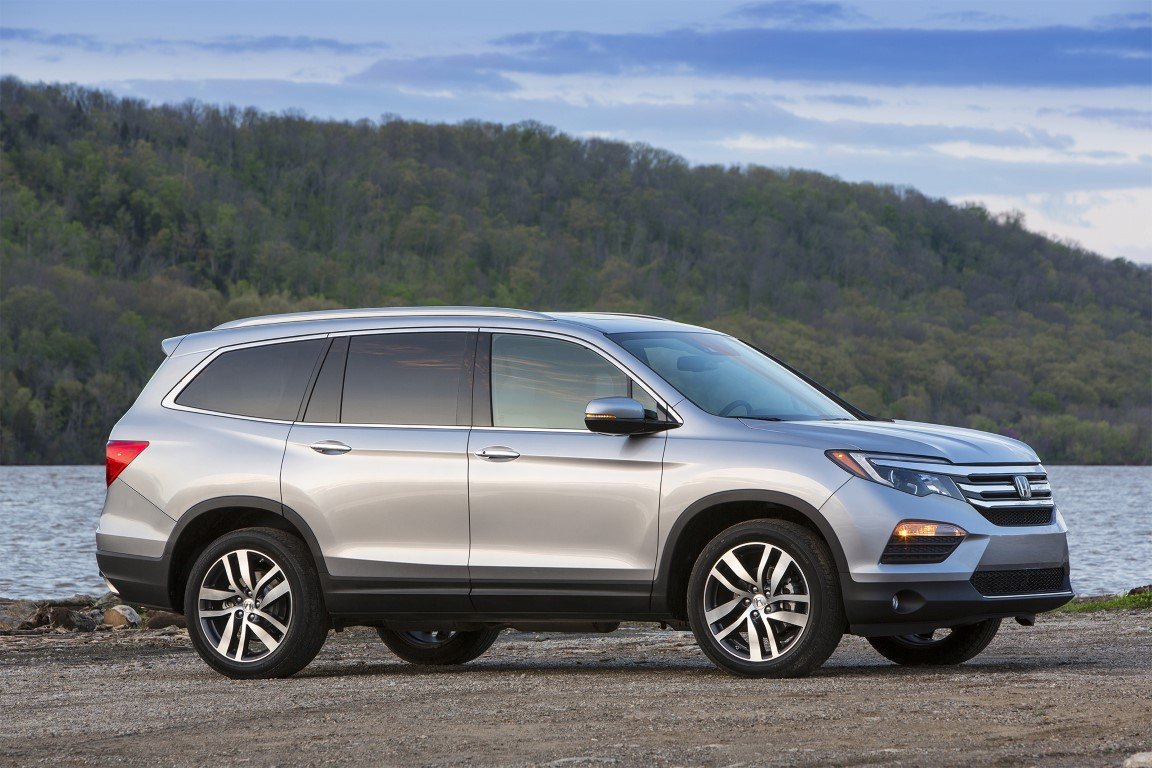 Honda Pilot EXL 2018 Review