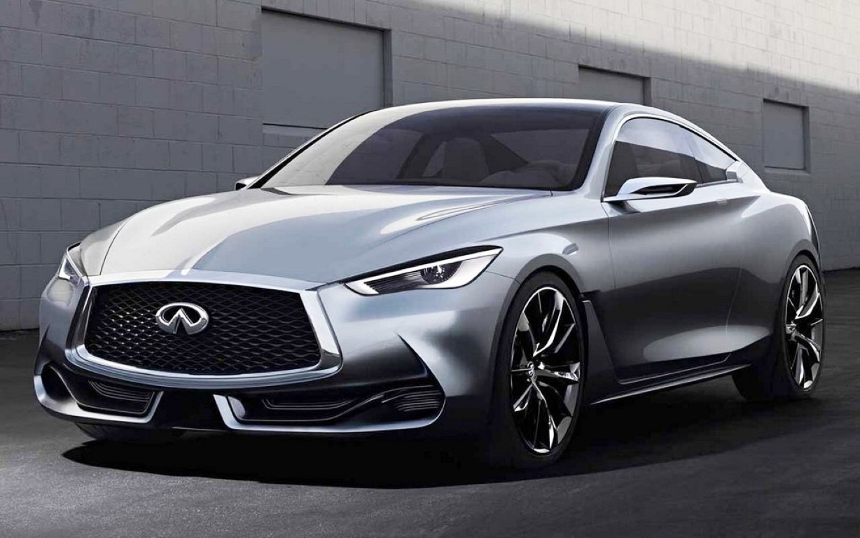 Infiniti Q60 2018 Coupe Black Editions