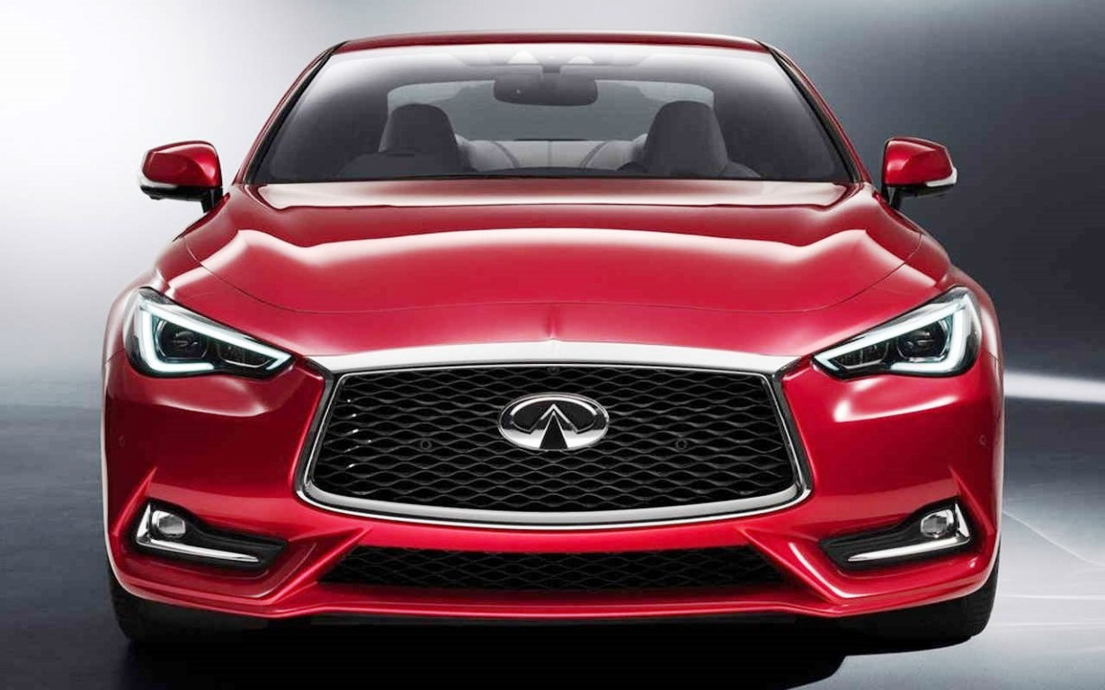 Infiniti Q60 2018 Coupe Redesign and Update