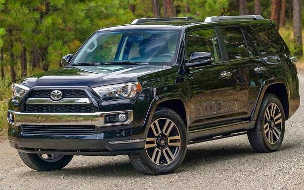 New 2018 Toyota 4Runner Limited Release Date