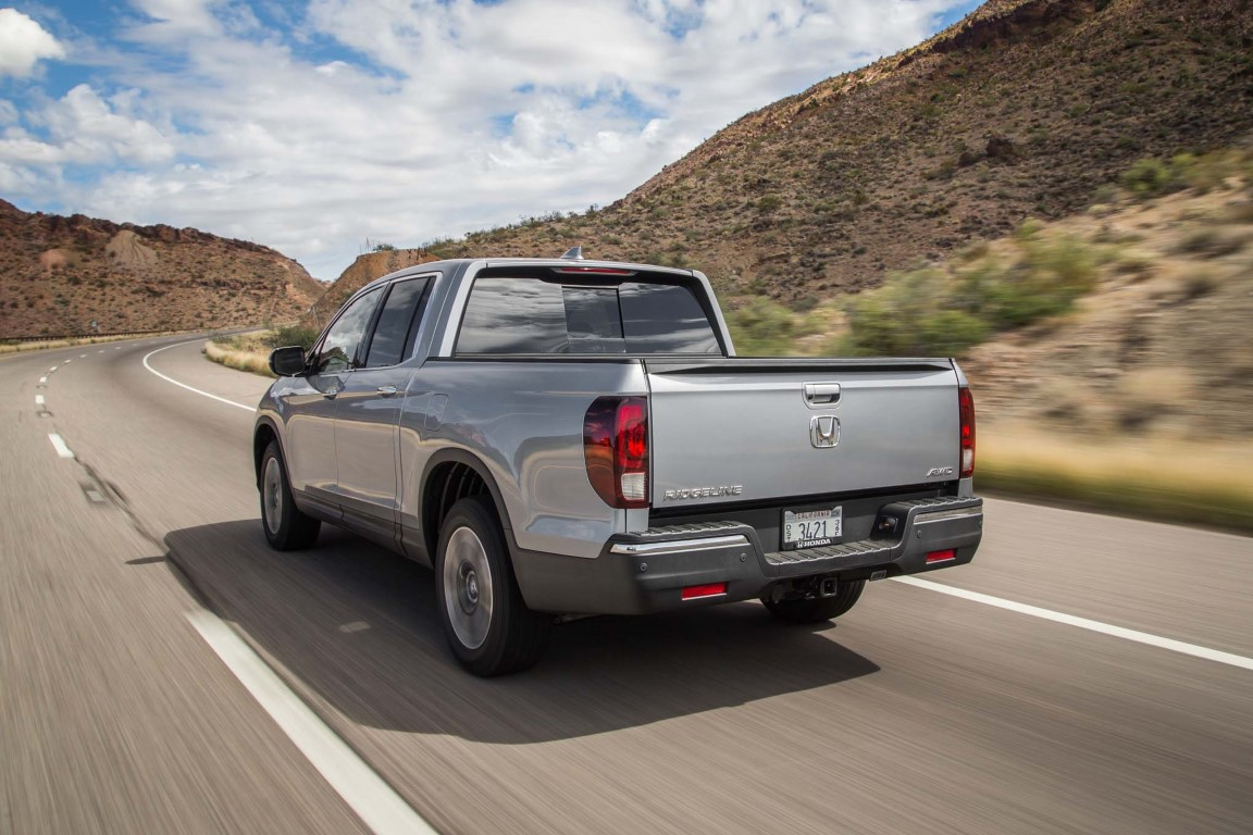 New 2019 Honda Pickup Truck Reviews