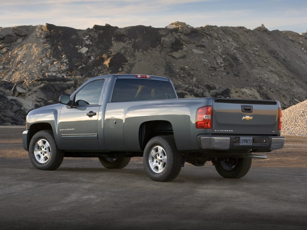 Single Cab Silverado 2018 Specs and Prices