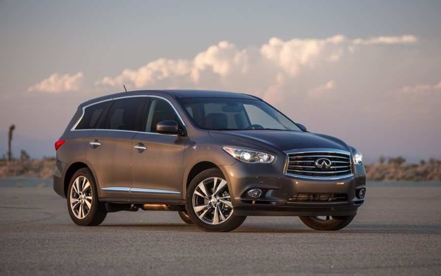 Top 10 2018 Infiniti JX35 Tires