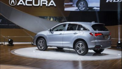 2019 Acura RDX Release Date, Redesign, Price, Rendered Pictures