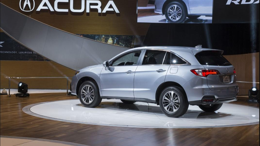 2019 Acura Rdx Engine Specs Hybrid Option