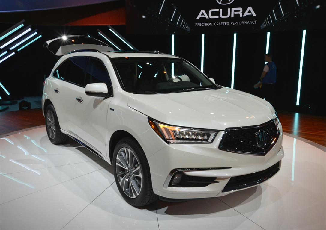 2019 Acura RDX Hybrid Release Date