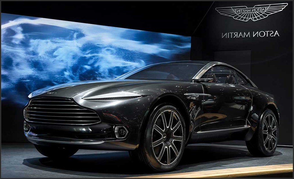 2019 Aston Martin DBX SUV Release Date and Pricing