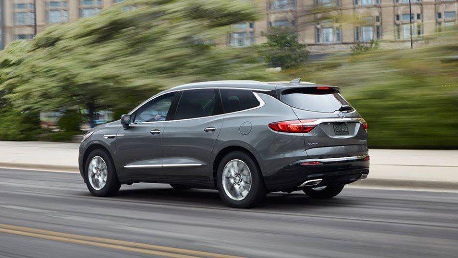 2019 Buick Enclave Availability and MSRP