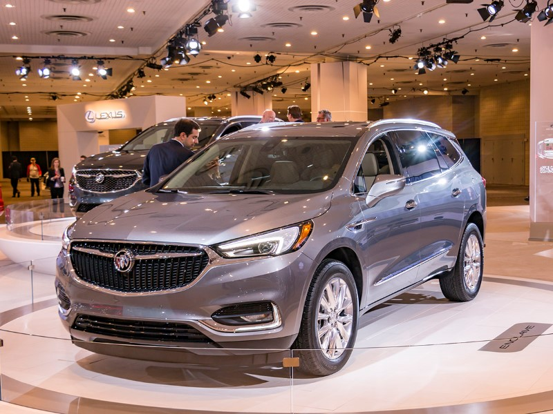 2019 Buick Enclave Build and Price - Automotive Car News