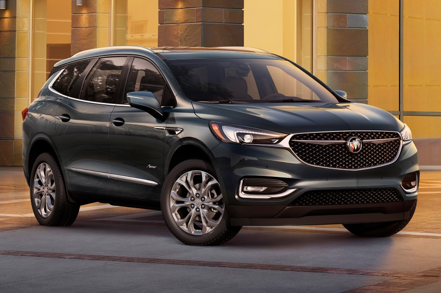 2019 Buick Enclave Avenir Review