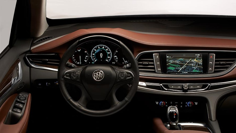2019 Buick Enclave Interior Colors