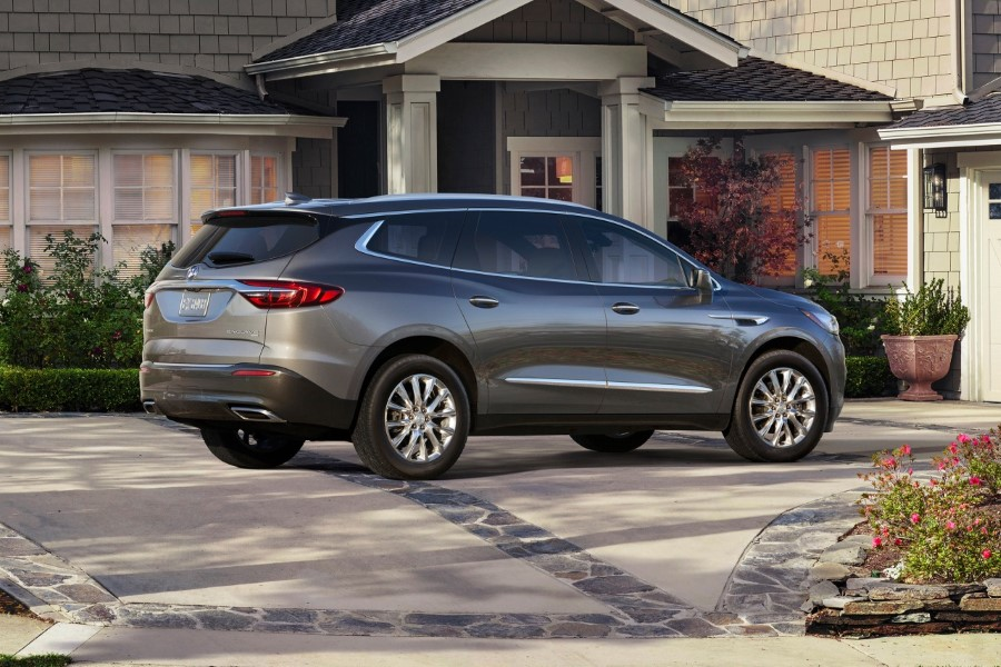 2019 Buick Enclave Lease Deals; Most Affordable Price