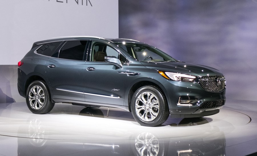 2019 Buick Enclave Price and Release Date