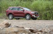 2019 Ford Everest All Wheel Drive AWD Test