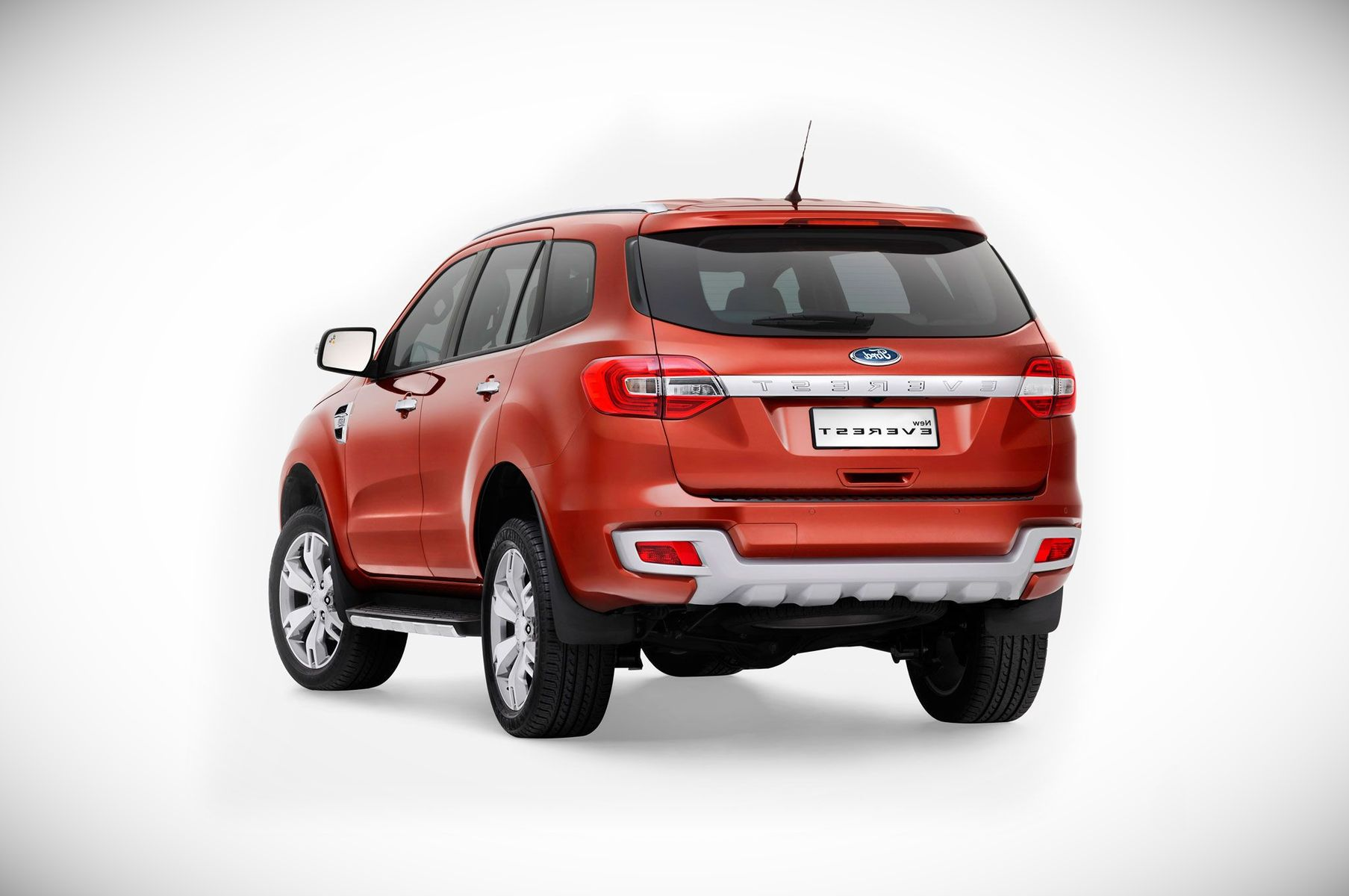 2019 Ford Everest Redesign and Changes