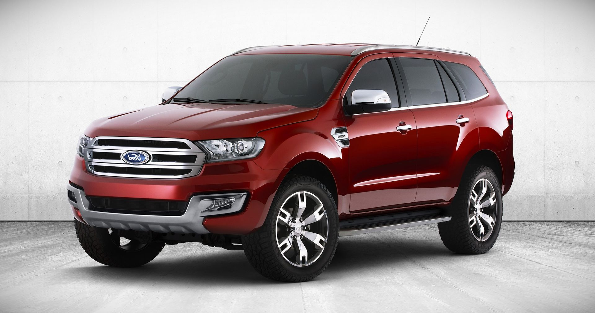 2019 Ford Everest Release Date and MSRP