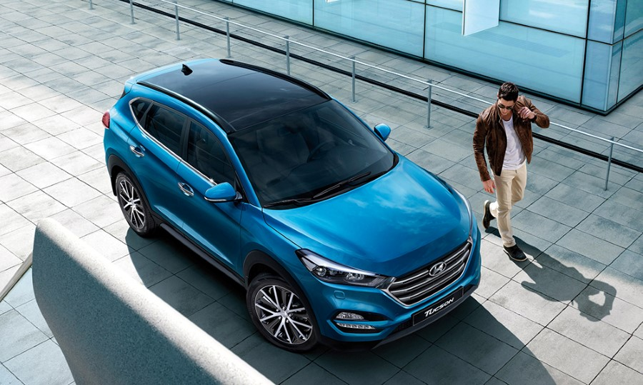 2019 Hyundai Tucson AWD Specs, Gas Mileage and Performance
