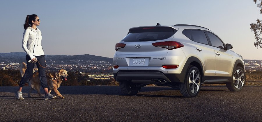 2019 Hyundai Tucson Active X Review and Specs Data