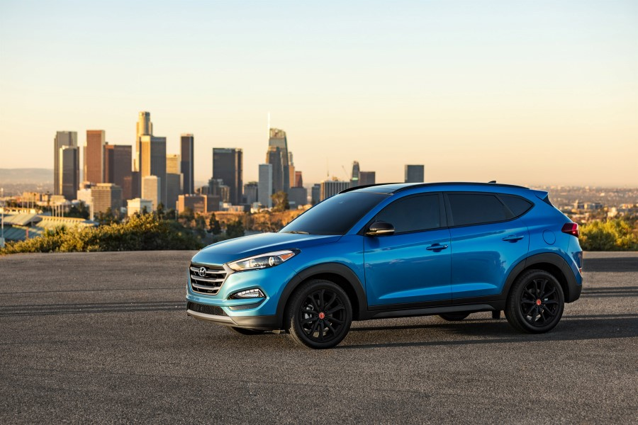 2019 hyundai tucson dimensions suv automotive car news. Black Bedroom Furniture Sets. Home Design Ideas