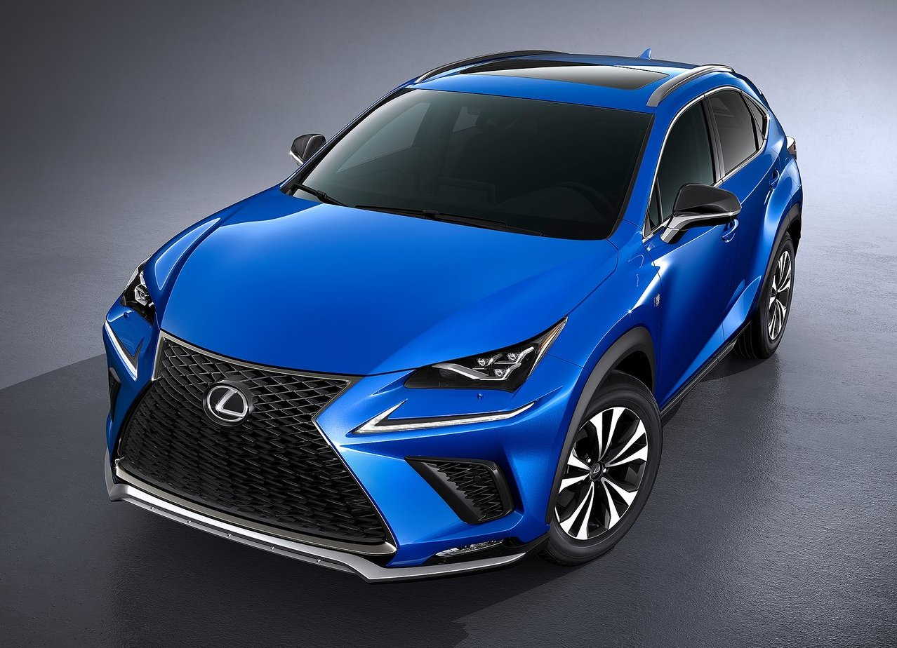2019 Lexus NX F-Sport Changes and Update Design