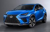 2019 Lexus NX F-Sport Improvement AWD