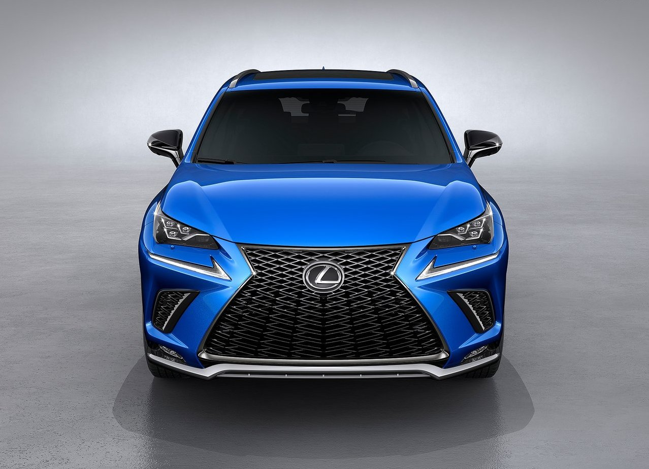 2019 Lexus NX F-Sport Release Date and MSRP