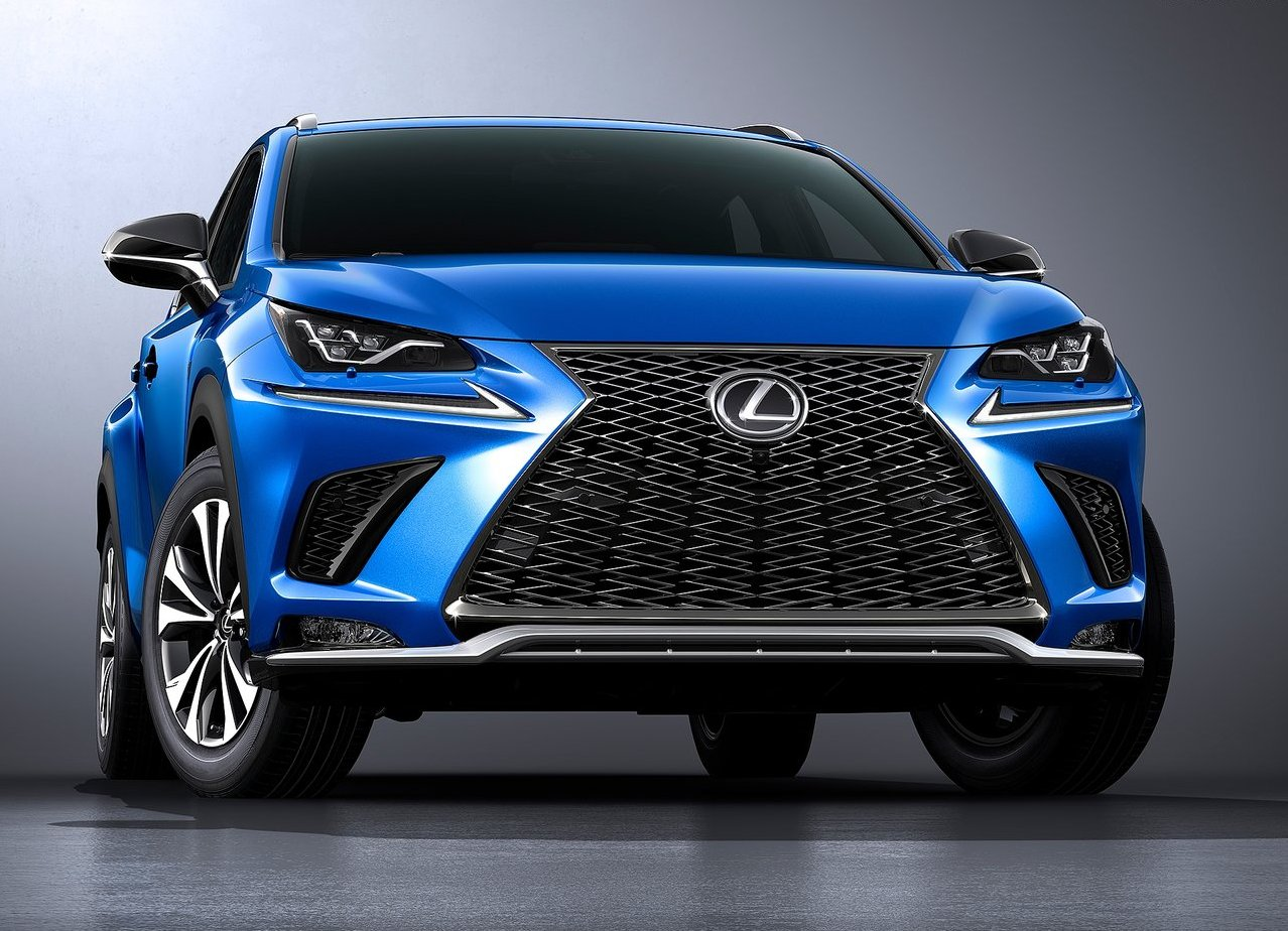 2019 Lexus NX F-Sport Review and rating